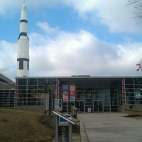 Photo taken at Space Camp by Libby N. on 1/27/2012