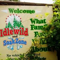 Photo taken at Idlewild and SoakZone by brandon on 8/10/2012