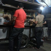 Photo taken at Warung Sate Biawan by Chif Hattori R. on 2/26/2012