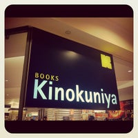 Photo taken at Books Kinokuniya 紀伊國屋書店 by Fern K. on 4/30/2012
