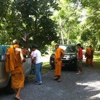 Photo taken at น้ำตกเจ็ดคต แก่งคอย สระบุรี by พชรศาสตร์ จ. on 7/15/2012