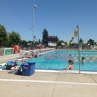 Photo taken at Vintage High Swim Center by Desi C. on 6/20/2012