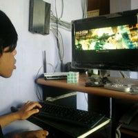 Photo taken at arti mulya net by Dea Saka K. on 9/22/2011