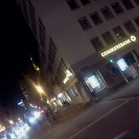 Photo taken at Commerzbank by R P. on 11/30/2011