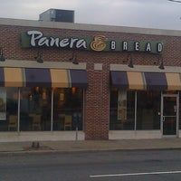 Photo taken at Panera Bread by Larry G. on 1/5/2012