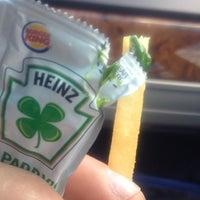 Photo taken at Burger King by Manuel F. on 3/17/2012
