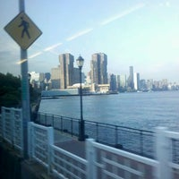 Photo taken at Grand Street & FDR Drive by Y. S. on 9/8/2011