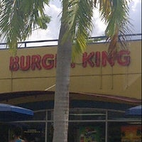 Photo taken at Burger King by Gertie F. on 12/8/2011