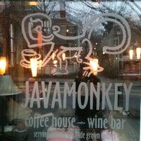 Photo taken at Java Monkey by Becky P. on 3/9/2011