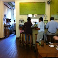 Photo taken at The Shop Café & Bakery by Peter B. on 10/11/2011