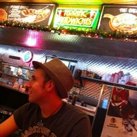Photo taken at Deluxe Diner by Beau B. on 12/30/2010