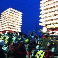 Photo taken at 本町広場 by みかち on 5/16/2012
