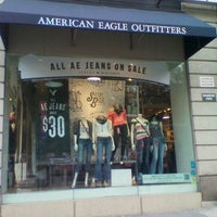 Photo taken at AEO & Aerie Store by Kittyelsie on 8/25/2011