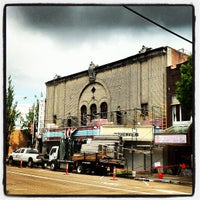 Photo taken at Whiteside Theater by Peter R. on 6/5/2012
