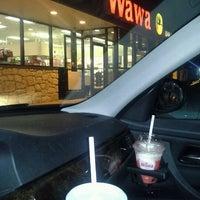 Photo taken at Wawa by Liz P. on 8/20/2012