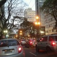 Foto tirada no(a) Rua Maria Paula por Mario S. em 8/24/2012