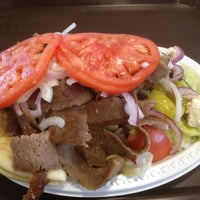 Photo taken at Oakland Gyros by Claire R. on 7/7/2012