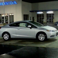 ... Photo Taken At Meyer Honda By Daniel G. On 11/4/2011 ...
