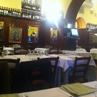 Photo taken at Trattoria da Luigi by Pasquale M. on 5/26/2012