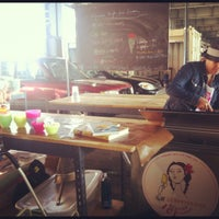 Photo taken at New Amsterdam Market by Lisa M. on 9/9/2012