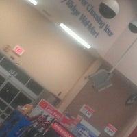 Photo taken at Walmart Supercenter by Brandie B. on 1/2/2012