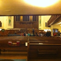 Photo taken at Eastminster United Church by Carlos R. on 11/13/2011