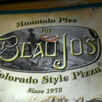 Photo taken at Beau Jo's Pizza by STEFCON 1 on 1/13/2012