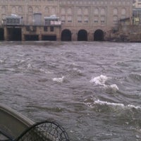 Photo taken at The Dam by Travis C. on 11/11/2011