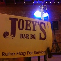 Photo taken at Joey's Bar-B-Q by Ander E. on 8/28/2011