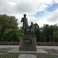 Снимок сделан в Летний сад пользователем Андрей П. 7/31/2012