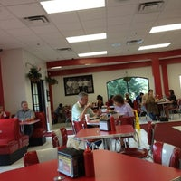 Photo taken at David's Burgers by James S. on 7/11/2012