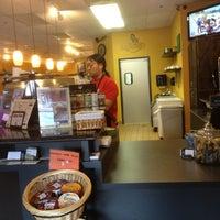 Photo taken at Mugs Coffee by Joe C. on 7/16/2012