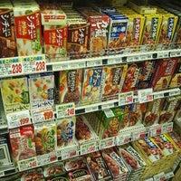 Photo taken at オオゼキ 久が原店 by Tatsuya N. on 7/14/2012