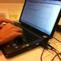 Photo taken at Kollektif by Kerim A. on 4/26/2012
