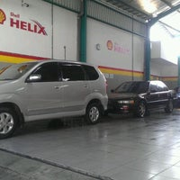 Photo taken at Pilar Tidar Car Wash by FREAK on 5/26/2012