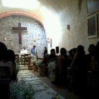 Photo taken at Hacienda De San Carlos by coin p. on 9/8/2012
