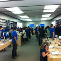 Photo taken at Apple Pacific Centre by Evgenia M. on 8/19/2012