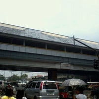 Photo taken at LRT 1 (5th Avenue Station) by Lorenzo M. on 8/11/2011