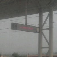 Photo taken at 三门峡南站 Sanmenxia South Railway Station by sky85224 on 8/30/2011