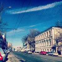 Photo taken at Воронцовская улица by Gucci N. on 4/4/2012