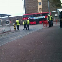 Photo taken at Hounslow Bus Station by Kathy M. on 1/29/2012
