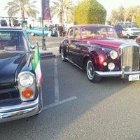 Photo taken at شاطئ الشويخ by Dr.Hussain ش. on 12/24/2011