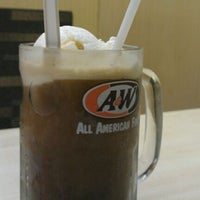 Photo taken at A&W by Eugene T. on 11/28/2011