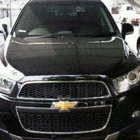 Photo taken at Chevrolet - Mega Autoworld by Billy S. on 10/8/2011