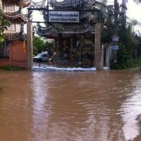 Photo taken at ตำหนักพระแม่กวนอิม  เชียงใหม่ by Atit P. on 9/29/2011