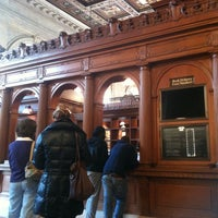 Photo taken at Rose Main Reading Room - New York Public Library by Hope Anne N. on 4/14/2011