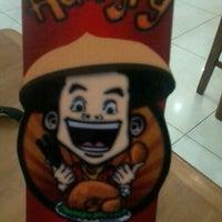 Photo taken at Hungry Juan by Alvirg B. on 12/16/2011