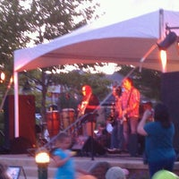 Photo taken at Brickside Grille by Pete C. on 8/30/2011