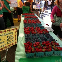 Photo taken at Portland Farmer's Market at PSU by Talia G. on 8/20/2011