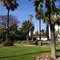 Photo taken at Santa Clara University by Robby L. on 5/20/2011